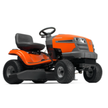Husqvarna TS 138 fűnyíró traktor