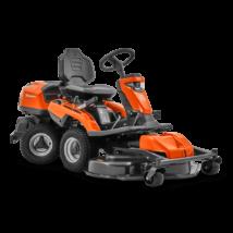 Husqvarna R 316 TX AWD frontkaszás rider fűnyíró traktor 112 cm vágóasztallal