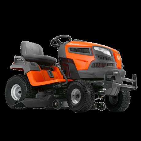 Husqvarna TS 343 fűnyíró traktor