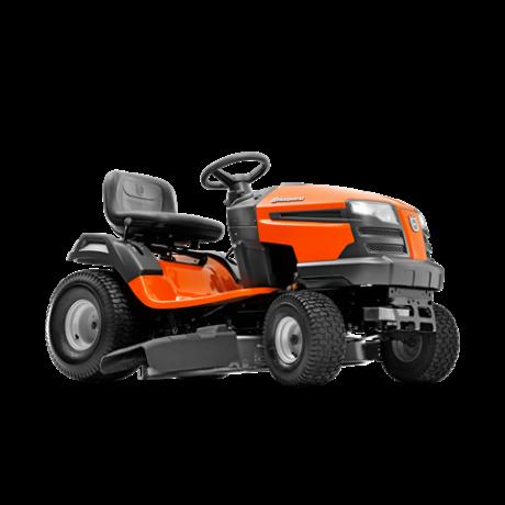 Husqvarna TS 138 M fűnyíró traktor